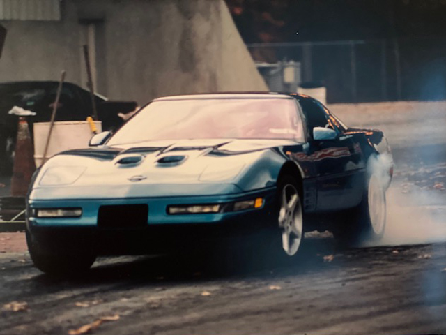 1994 Callaway Corvette Twin Turbo ZR-1