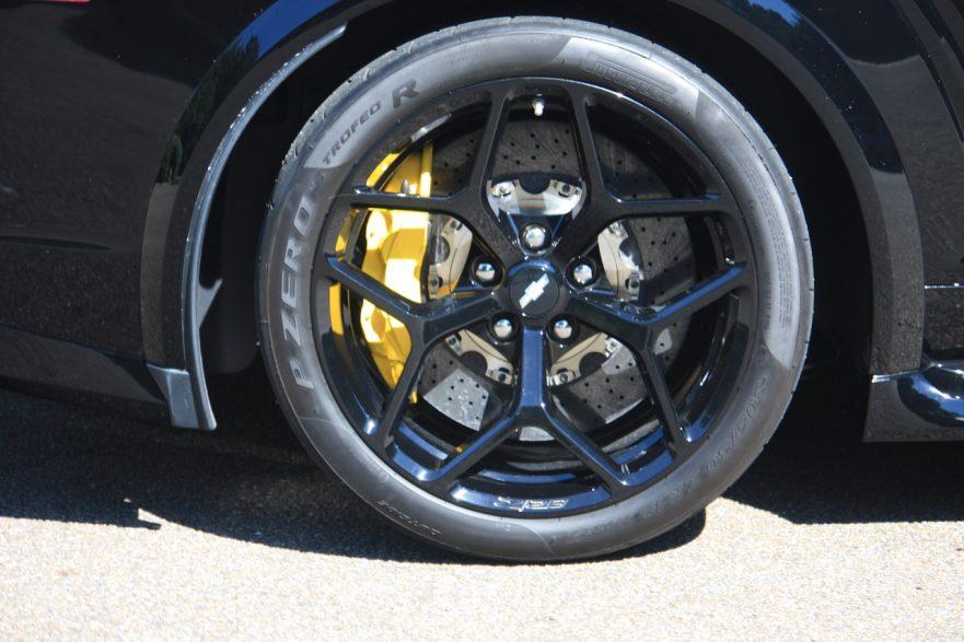 2014 Callaway Camaro SC652 - wheel/tire/brakes