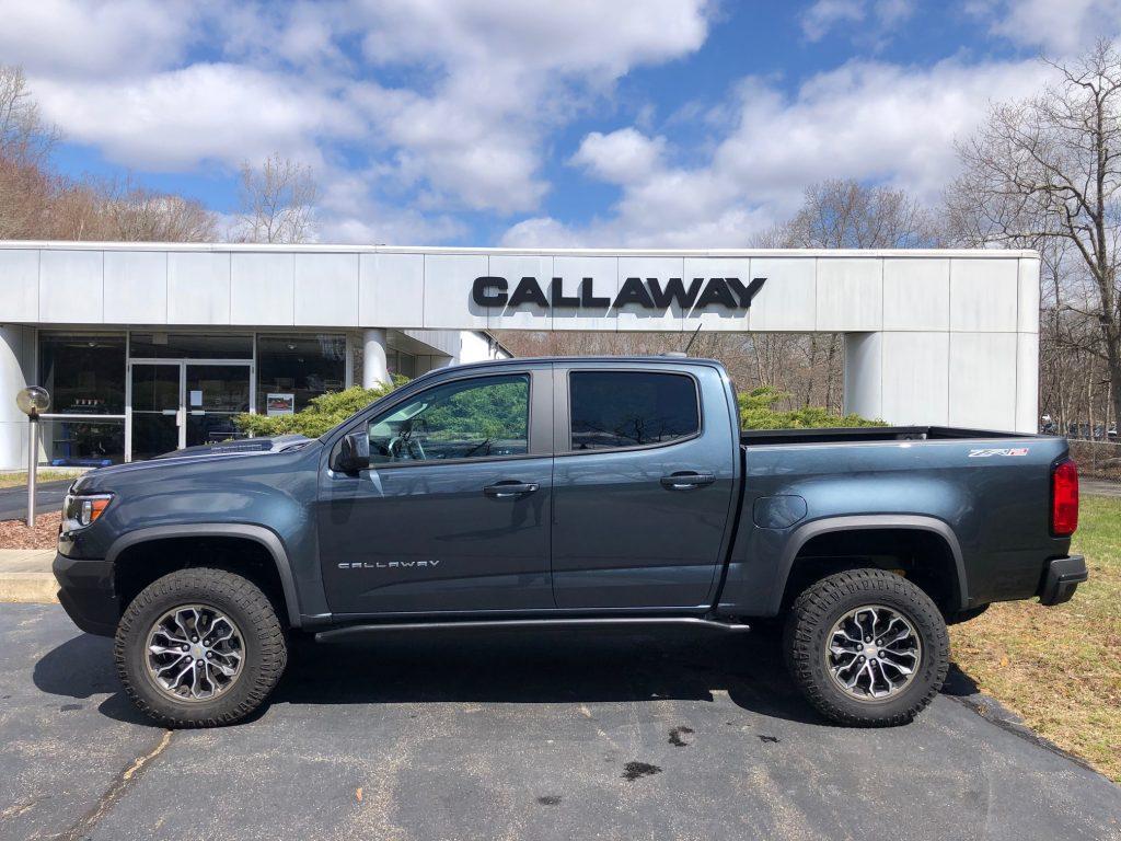 2020 Callaway Colorado SC410 - side view