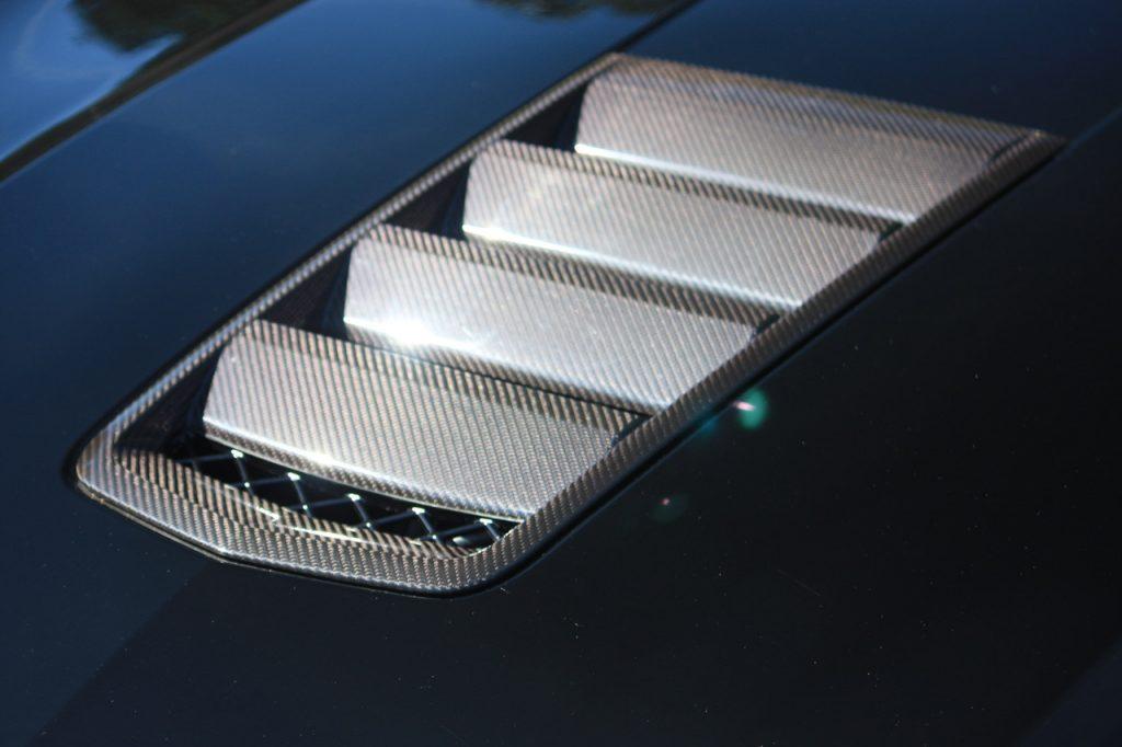 2014 Callaway Camaro SC652 - hood vent