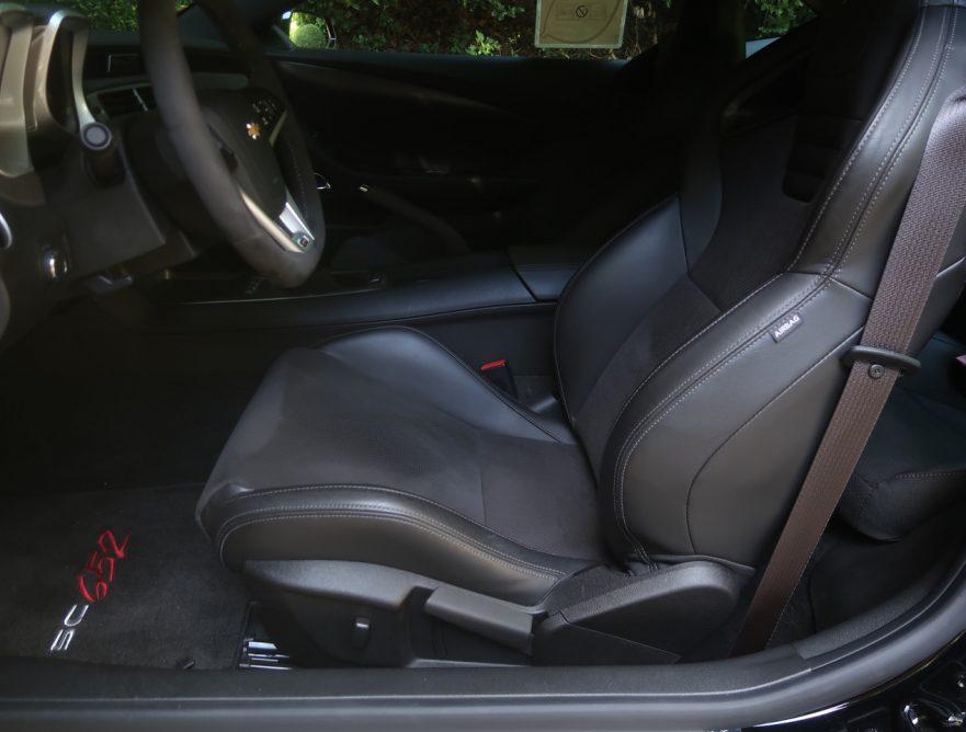 2014 Callaway Camaro SC652 - interior