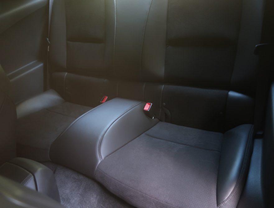 2014 Callaway Camaro SC652 - back seat