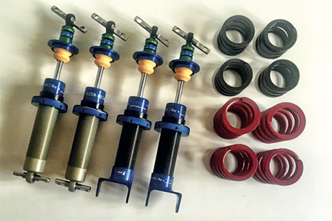 Bilstein MDS2 Adjustable Coil-Over Damper System