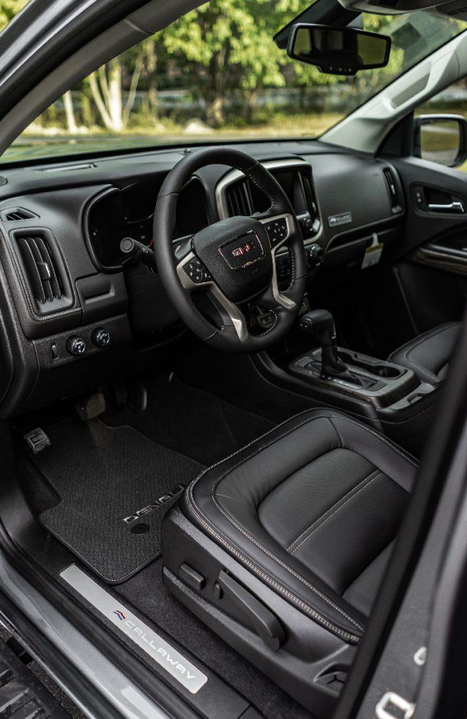 2021 Callaway Canyon SC410 - interior