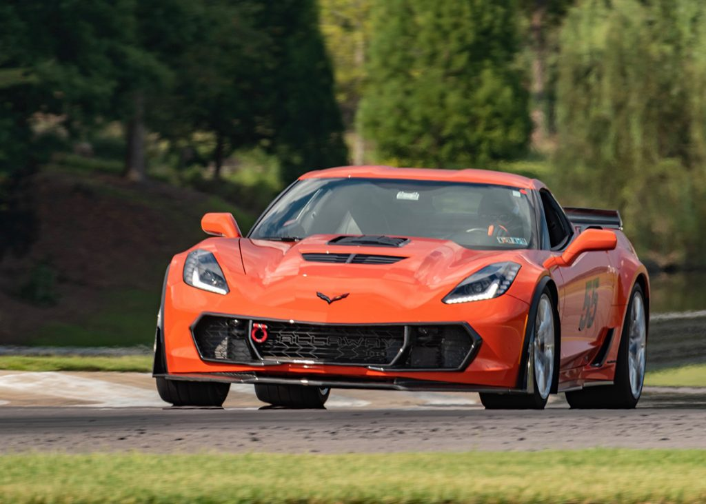 Callaway Corvette w/HD Cooling System