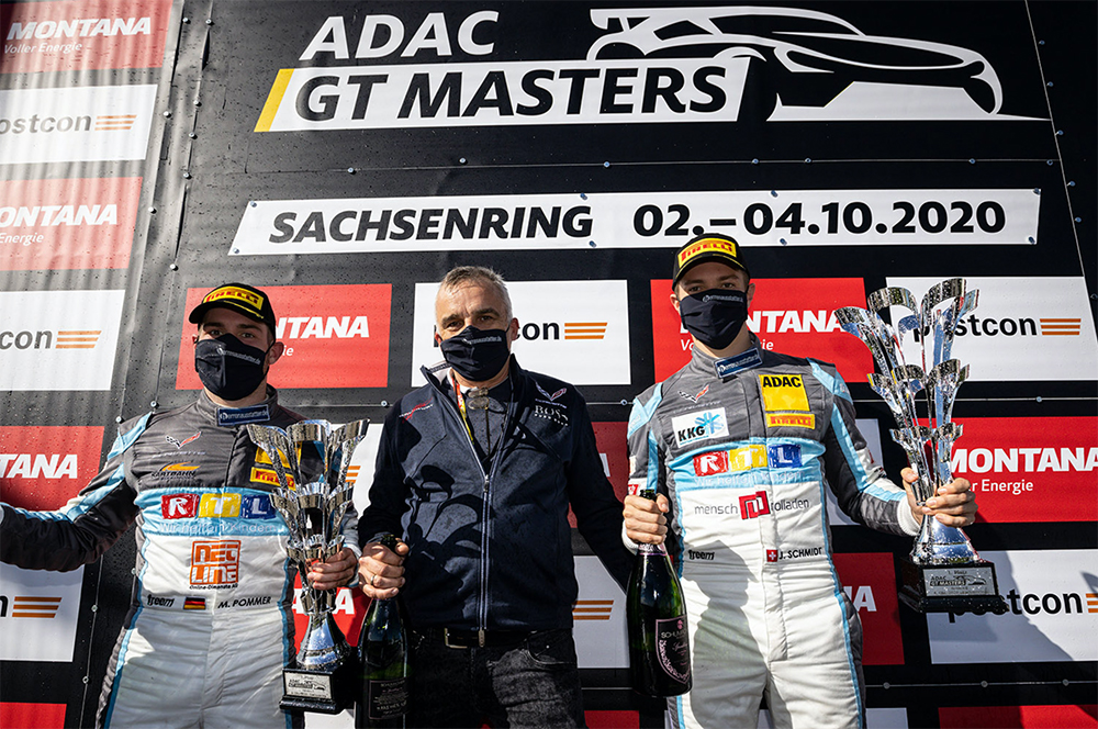 FIRST VICTORY OF THE SEASON ON THE SACHSENRING