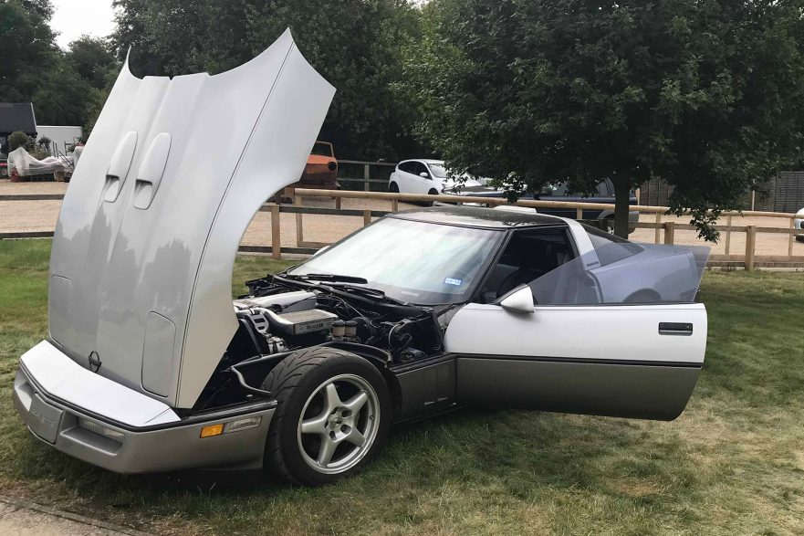 1987 Callaway Twin Turbo Corvette