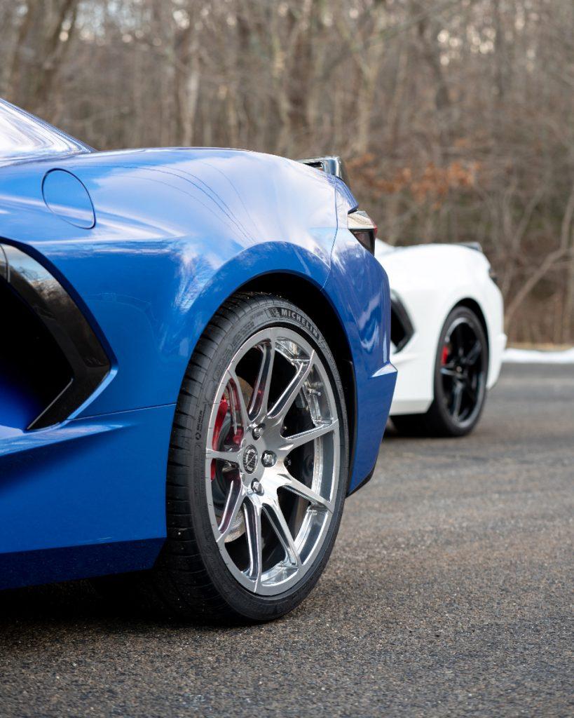 Callaway Forged C8 Corvette Wheels