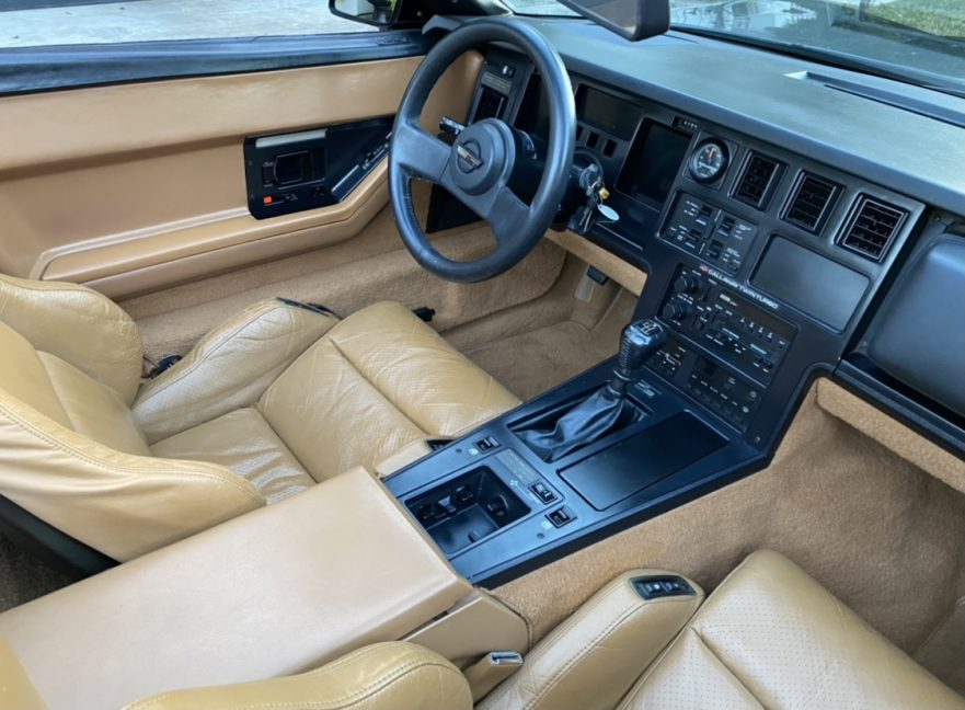 1988 Callaway Corvette Twin Turbo #064