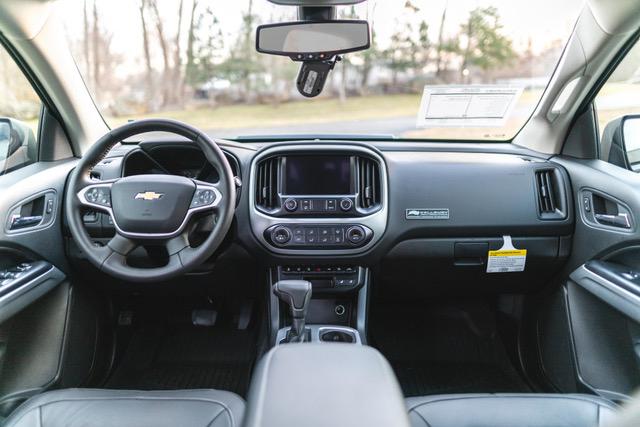 2021 Callaway Colorado Bison SC410 - interior