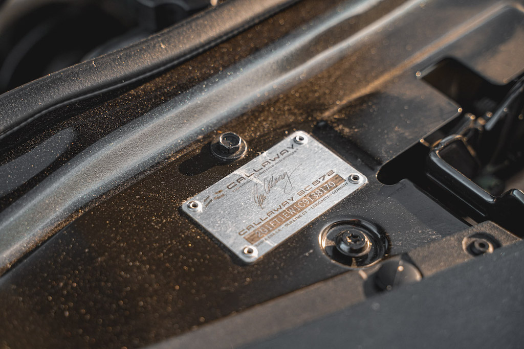 2012 Callaway Camaro 45th Anniversary SC572