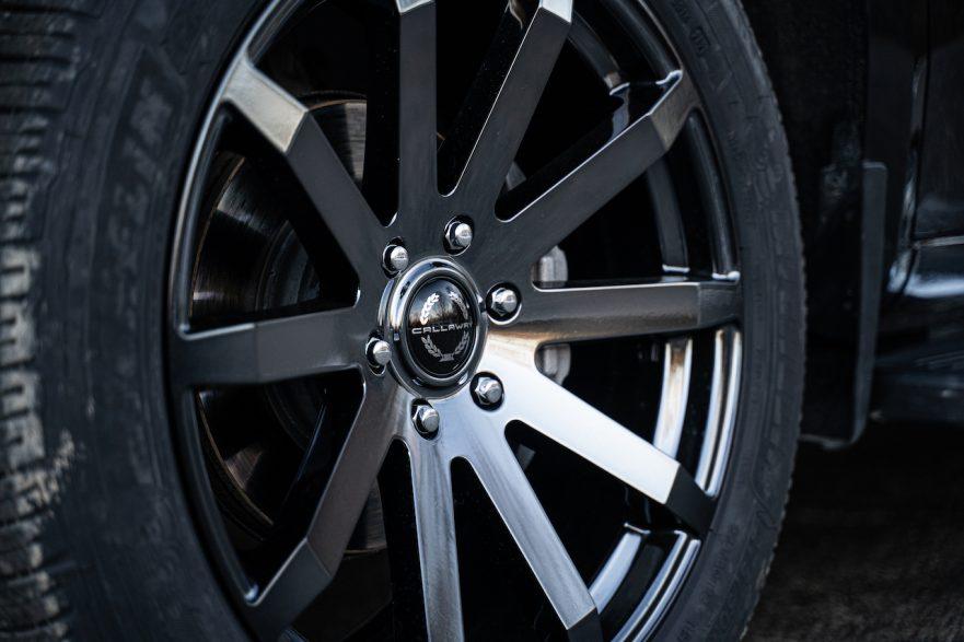 Callaway Silverado SC602 - 10-Spoke Wheel