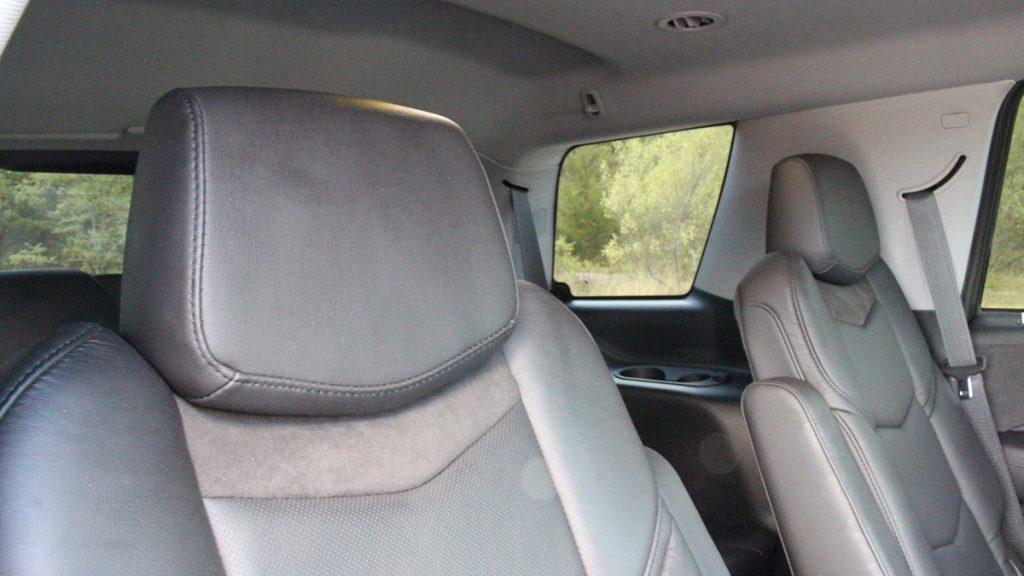 2018 Callaway Escalade SC560 - rear seat