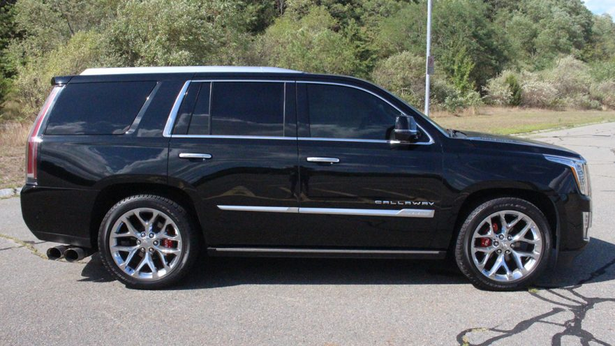 2018 Callaway Escalade SC560 - pass side