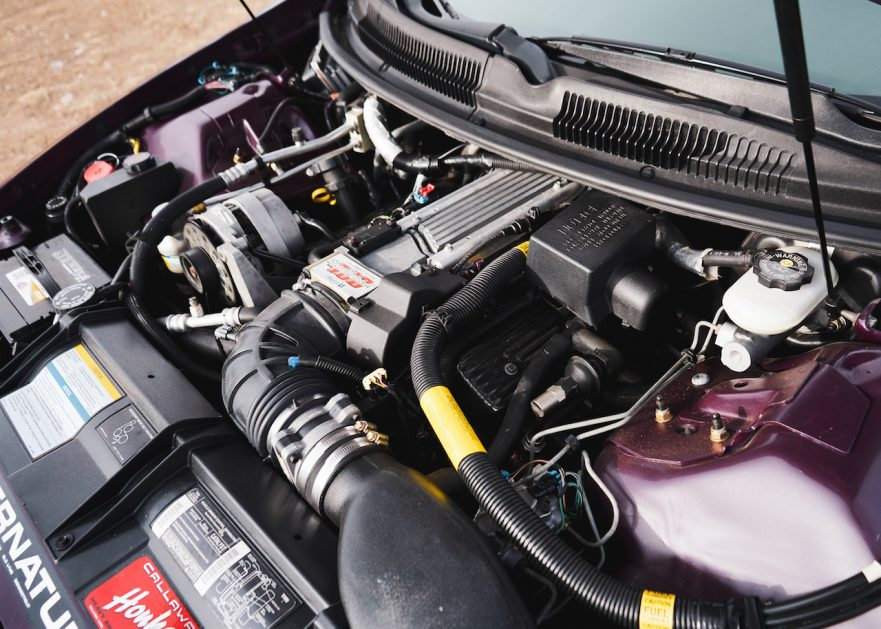 1995 Callaway Camaro SuperNatural 400