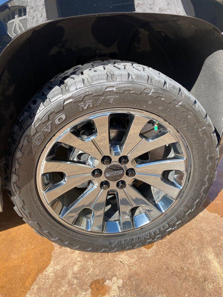 2018 Callaway Yukon XL SC560 - RF Wheel