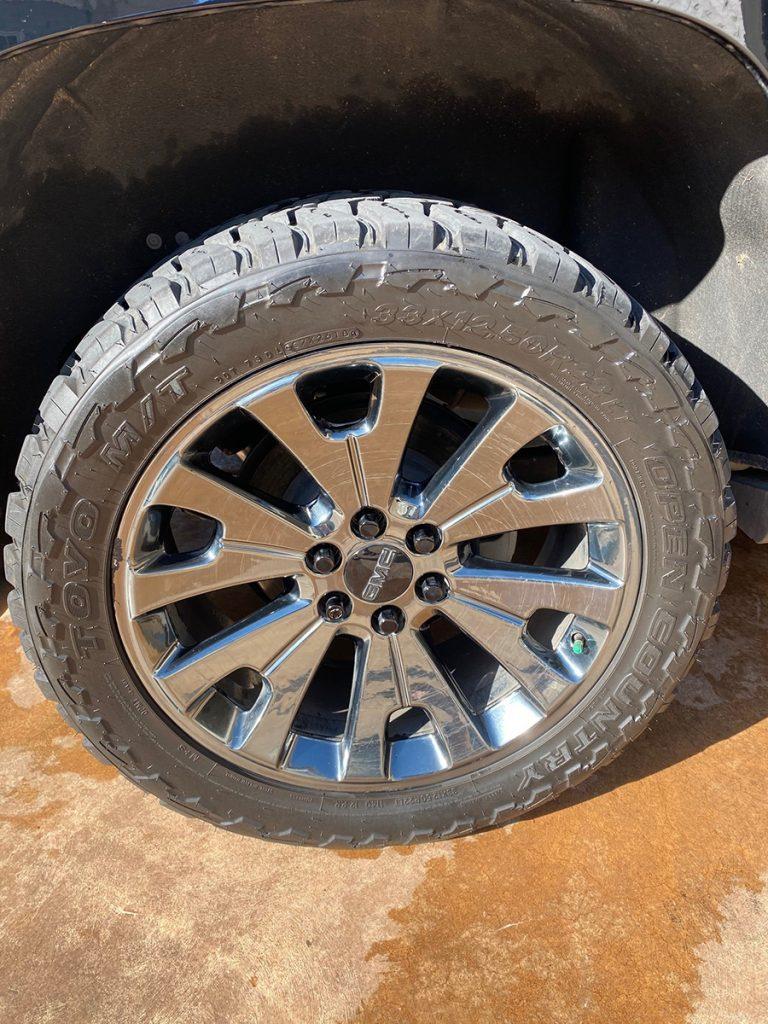 2018 Callaway Yukon XL SC560 - RR Wheel