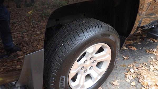 2017 Callaway Silverado SC560 - wheel/tire