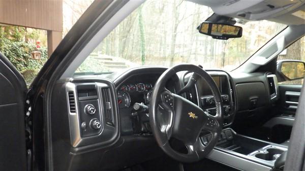 2017 Callaway Silverado SC560 - interior