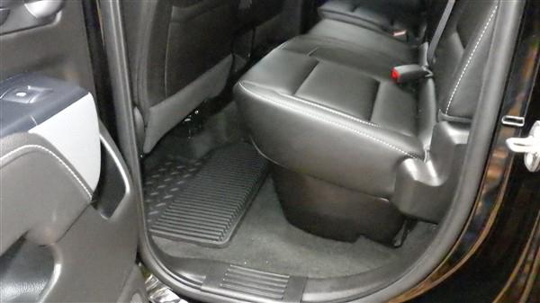 2017 Callaway Silverado SC560 - rear seat
