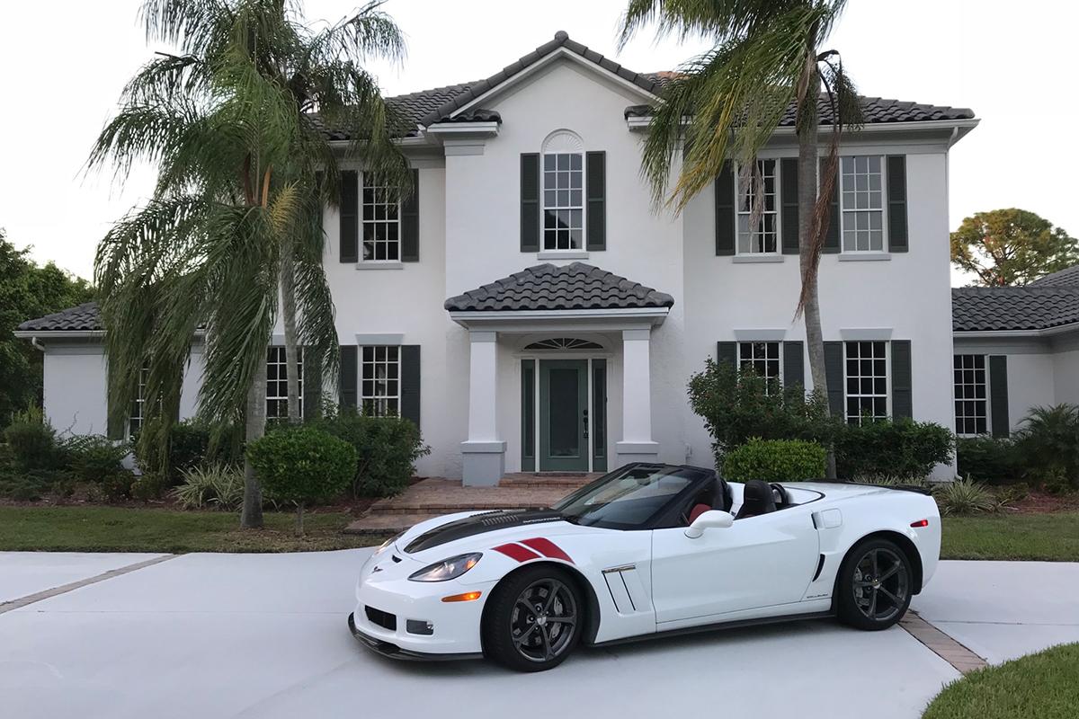 2011 Callaway Corvette SC606 For Sale