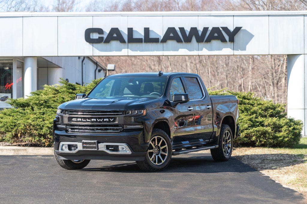Callaway Silverado SC602 - Front View