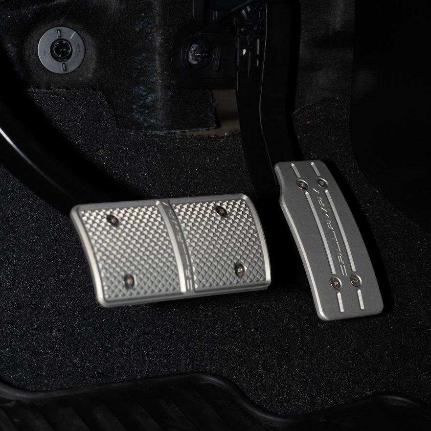 Callaway Silverado SC602 - Billet Pedal Option