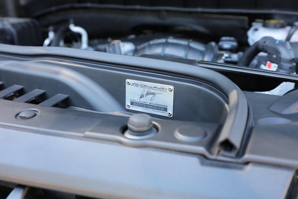 Callaway Silverado SC602 Signature Edition
