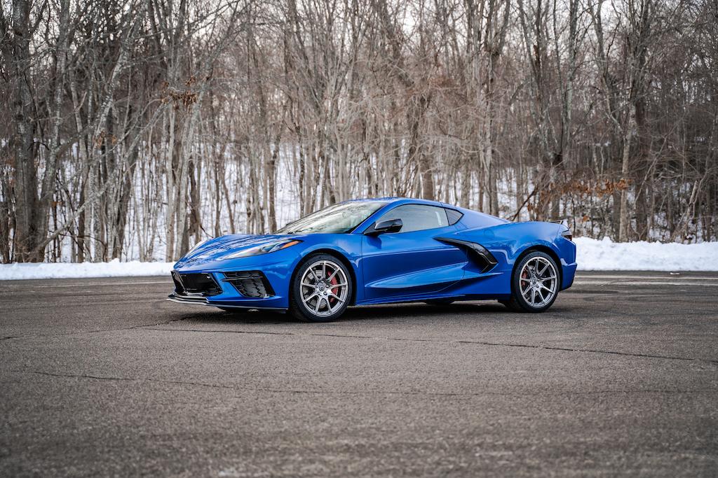 Callaway Forged Nine-Spoke Corvette Stingray Wheels