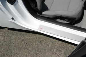 Door Sill Panels