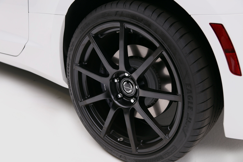 2016 Callaway Camaro Nine Spoke Wheel