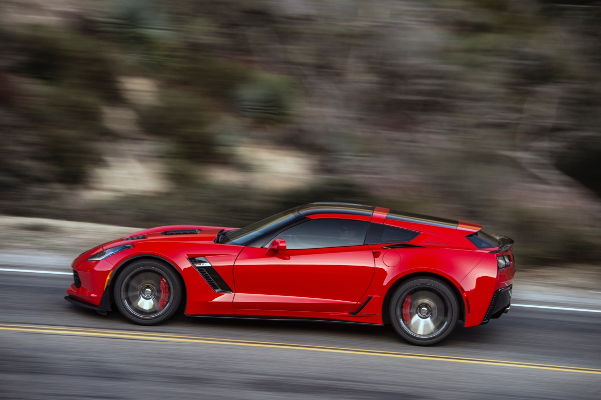 4 Seater Corvette >> Callaway AeroWagen™ Package