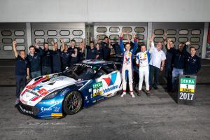 ##ADAC GT Masters Team and Drivers Champions 2017